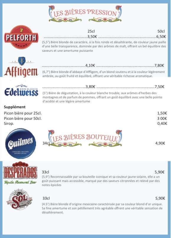 bières quilmes